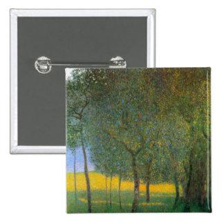 Árboles frutales de Gustavo Klimt Pin