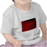 """""""Árboles silenciosos abstractos surrealistas """" Camisetas"""