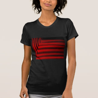 Árboles silenciosos abstractos surrealistas camiseta