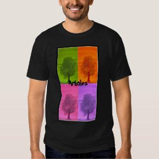 Arboles - Trees Tee Shirt