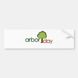 Arbor Day Bumper Sticker