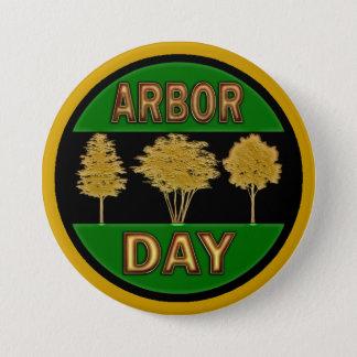 Arbor Day Button