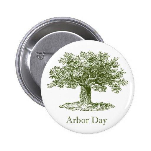 Arbor Day Pin