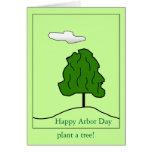 Arbor Day Card