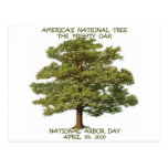 ARBOR DAY NATIONAL POSTCARDS