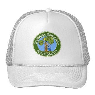 Arbor Day North Dakota Mesh Hat