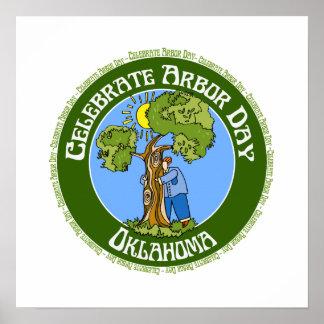 Arbor Day Oklahoma Poster