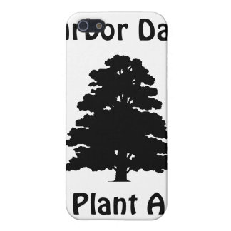Arbor Day;Plant A tree Case For iPhone SE/5/5s