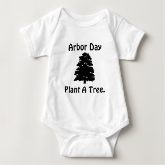 Arbor Day;Plant A tree Infant Creeper