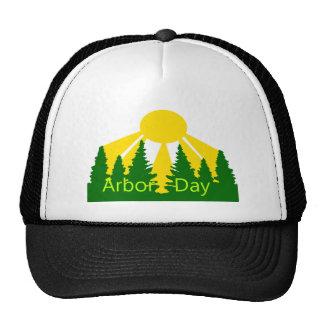 Arbor Day Sunrise Hat