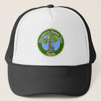 Arbor Day Texas Trucker Hat