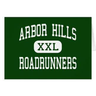 Arbor Hills - Roadrunners - Junior - Sylvania Ohio Greeting Cards