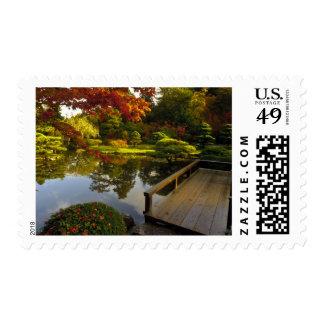 Arboreto, jardín japonés, Seattle, Washington, Envio