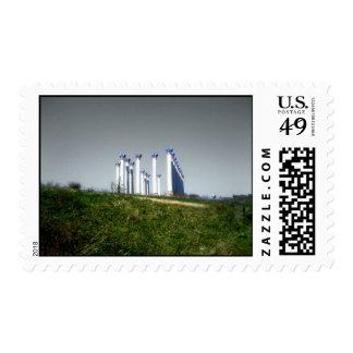 Arboreto nacional sello