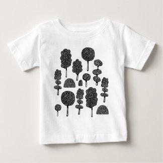 Arboretum 230715 - Black Baby T-Shirt