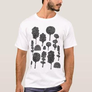 Arboretum 230715 - Black T-Shirt