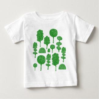 Arboretum 230715 - Green Baby T-Shirt