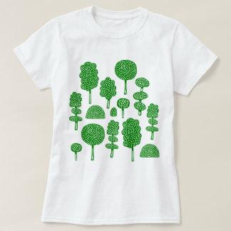 Arboretum 230715 - Green T-Shirt