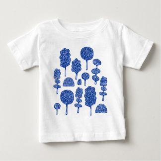 Arboretum 230715 - Navy Blue Baby T-Shirt