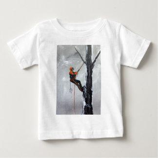 Arborist Long Haul Stihl .Husqvarna Infant T-shirt