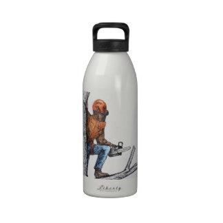 Arborist Tree Surgeon Stihl. christmas present Reusable Water Bottles