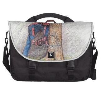 Arborist Tree Surgeon Stihl Laptop Bags