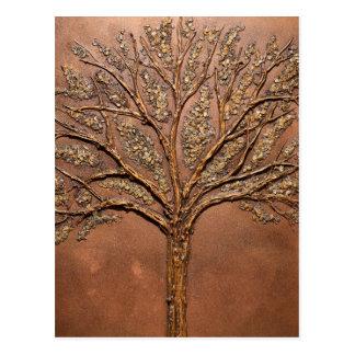 Arbre de L'espoir, Tree of Hope Postcard