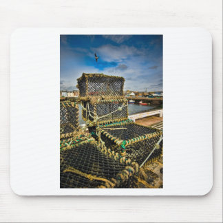 Arbroath Harbour Mouse Pad