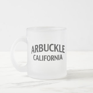 Arbuckle California Taza De Cristal