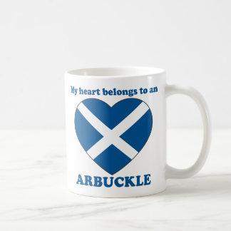 Arbuckle Taza