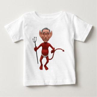 arbusto 01 del diablo tshirts