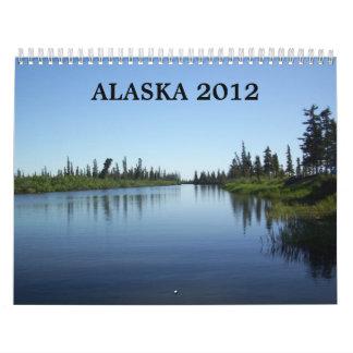 arbusto Alaska Calendario