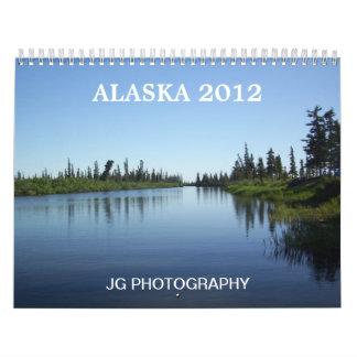 arbusto Alaska Calendarios