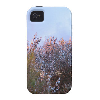 Arbustos Sunlit Vibe iPhone 4 Carcasa