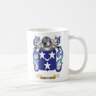 Arbuthnot Coat of Arms (Family Crest) Coffee Mugs