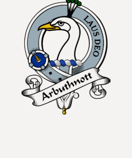 Arbuthnott Clan Badge Shirt