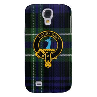 Arbuthnott Scottish Crest and Tartan Samsung Case