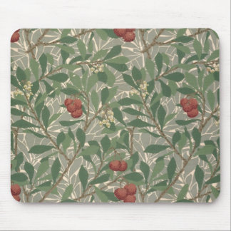 'Arbutus' wallpaper designed by Kathleen Kersey fo Mouse Pad