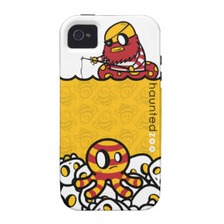 Arby vs Quadzee Case-Mate iPhone 4 Cover