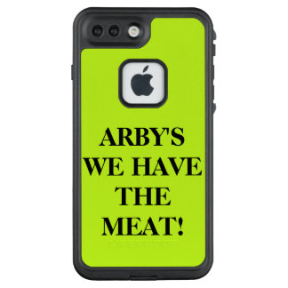 ARBY'S COMMERCIAL LifeProof FRĒ iPhone 7 PLUS CASE