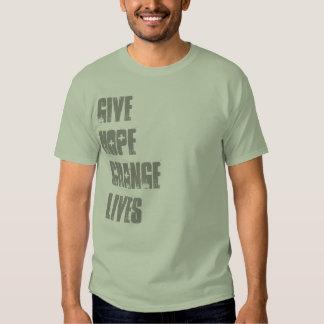 ARC Benefit [GIVE HOPE CHANGE LIVES] Vintage T Shirt