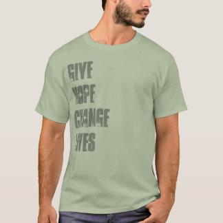 ARC Benefit [GIVE HOPE CHANGE LIVES] Vintage T T-Shirt