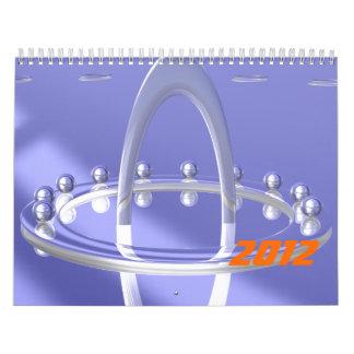 Arc chromium calendars