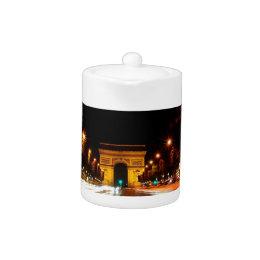 Arc de Triomphe 2 Teapot