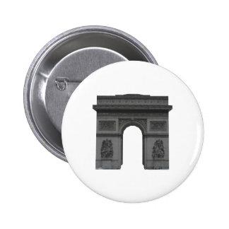Arc de Triomphe 3D Model Buttons