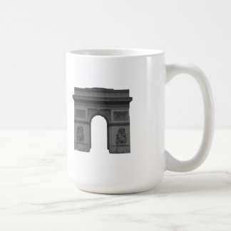 Arc de Triomphe: 3D Model: Coffee Mug