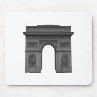 Arc de Triomphe: 3D Model: Mouse Pad