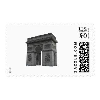 Arc de Triomphe: 3D Model: Postage