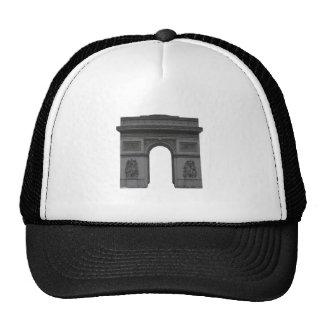 Arc de Triomphe: 3D Model: Trucker Hat