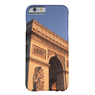 ARC DE TRIOMPHE and EIFFEL tower Barely There iPhone 6 Case
